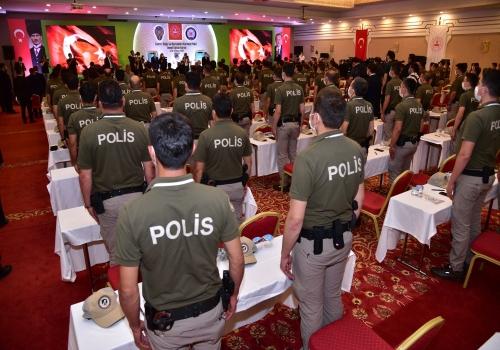 ÇEVRE, DOĞA ve HAYVANLARI KORUMA POLİSİ TEMEL EĞİTİM KURSU