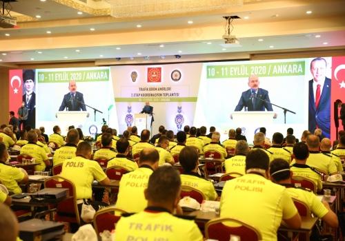 TRAFİK BİRİM AMİRLERİ 2. ETAP KOORDİNASYON TOPLANTISI